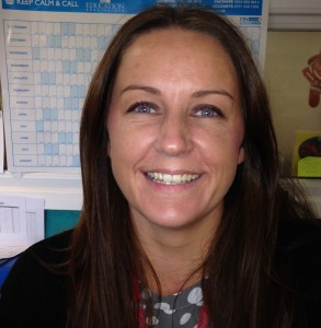 Miss E McLoughlin, Deputy Headteacher