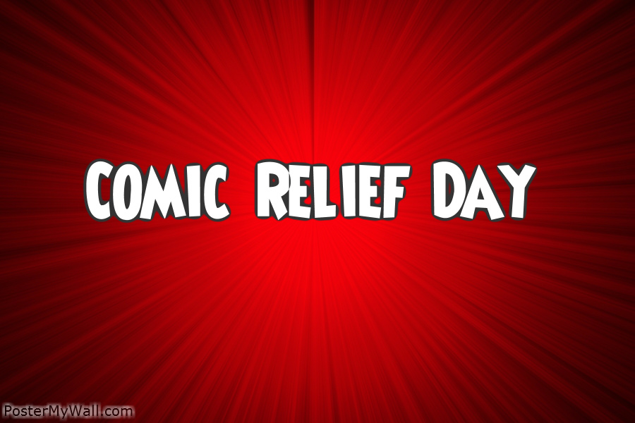 comic relief information