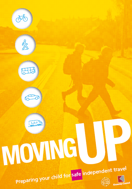 Road Safety: Moving Up Parent transition guide