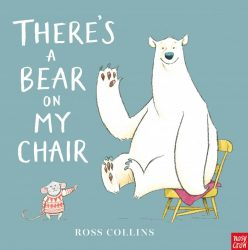 There's a Bear on My Chair-6478-3